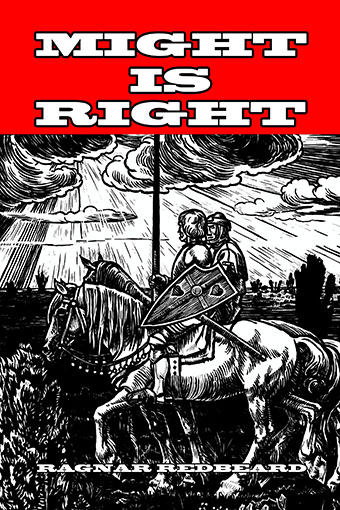 Might is right essay format