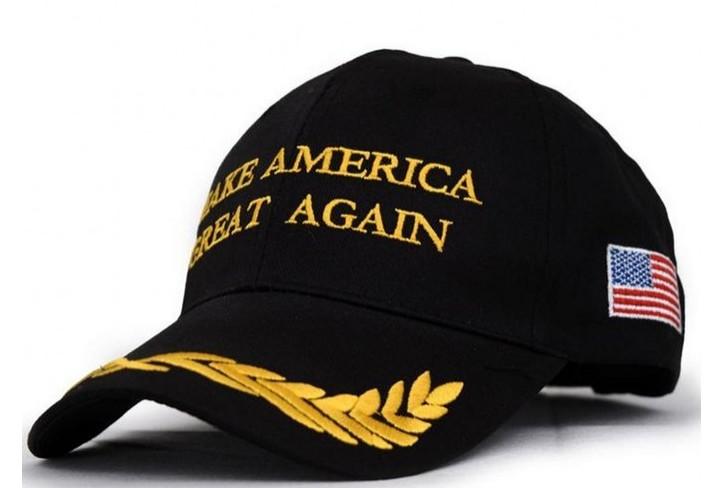 Donald Trump (Black Version) Hat