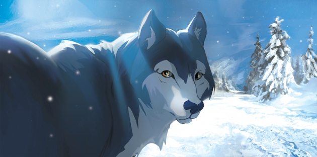 White Fang Anime