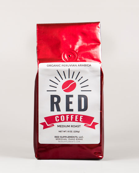 Red Coffee has energy benefits and much, much more