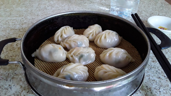 Affordable, delicious Chinese dumplings