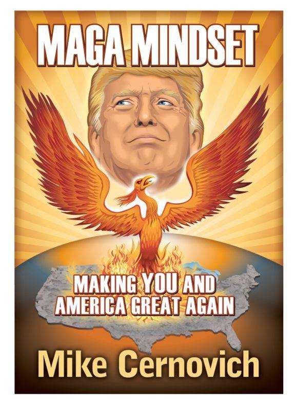 Mike Cernovich's MAGA Mindset