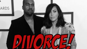 Kim Kardashian and Kanye West rumors of divorce