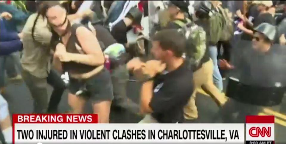 Tranny vs. Redneck Charlottesville Unite the Right