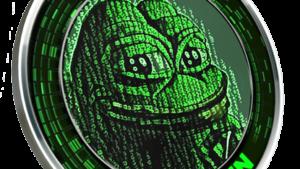 PepeCoin, BitCoin's racist cousin?